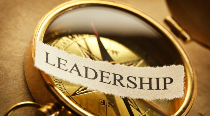 Leadership Is About Doing, Not Saying